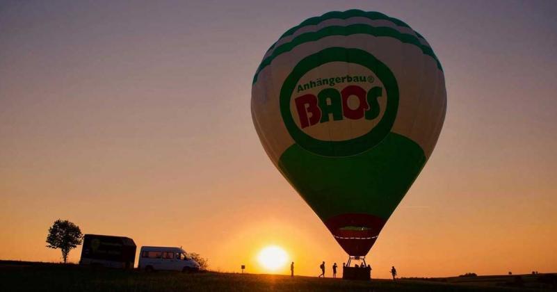 Sunshine Ballooning in Langenau
