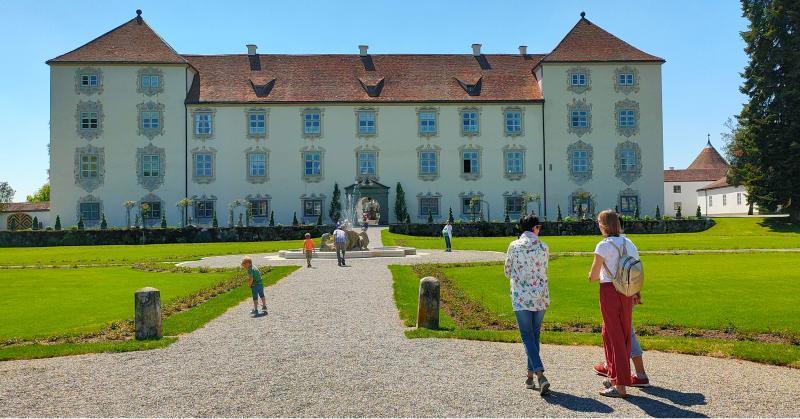 Schloss Zeil bei Leutkirch