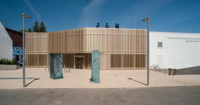 Museum für zeitgenössische Kunst - Diether Kunerth in Ottobeuren