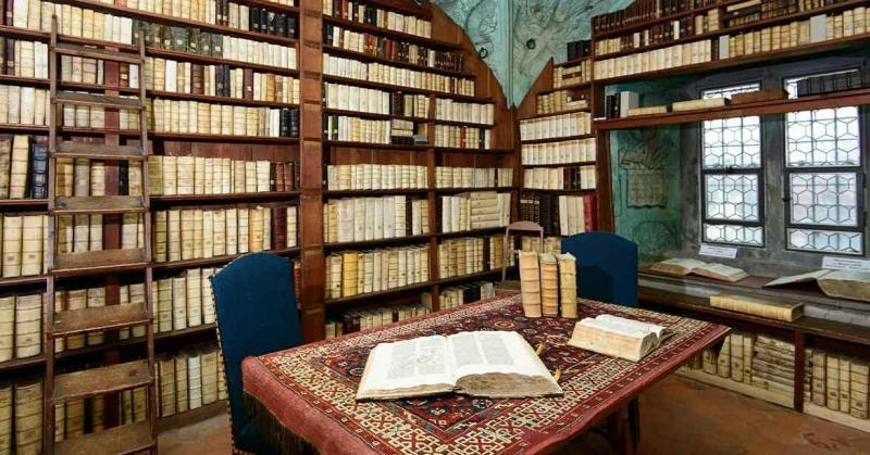 Isnyer Prädikantenbibliothek