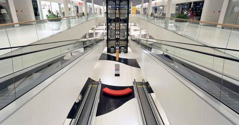 Shopping Arena Sankt Gallen