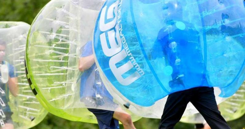 MEG Bubble Soccer Kempten / Sonthofen
