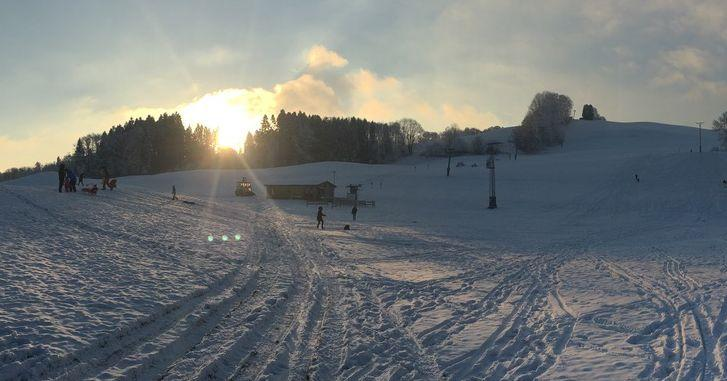 Skilift Karsee bei Wangen