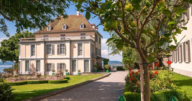 Schloss und Park Arenenberg mit Napoleonmuseum