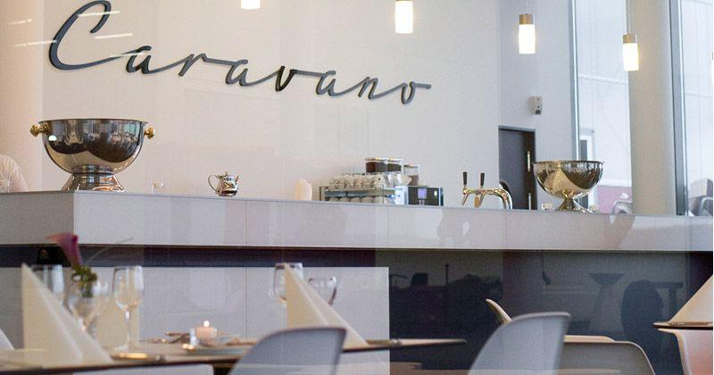 Restaurant Cavano im Erwin Hymer Museum  Bad Waldsee
