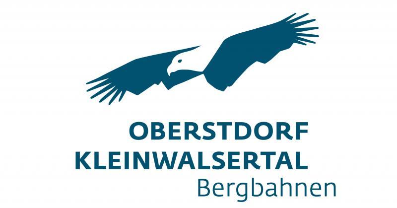 Heuberg Bergbahn der Oberstdorf Kleinwalstertal Bergbahnen in Hirschegg